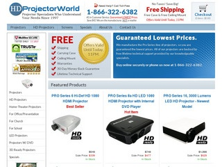 HDProjectorWorld.com / Oxygenergy Electronics Inc.